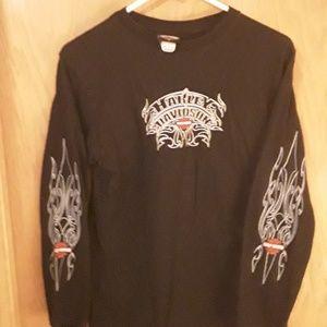Cape Fear Harley-Davidson T Shirt size mens S